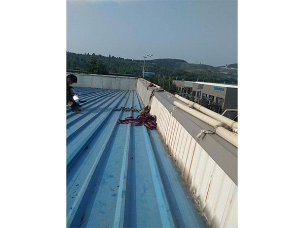 屋顶楼顶世界杯外围——经十东路力诺光伏世界杯外围施工